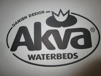 Wasserkopfkissen 40x80 cm von Akva individuell befüllbar inkl. Bezug 40x80 cm - Vorschau 2