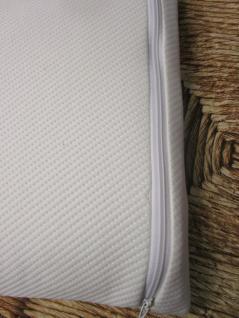 Wasserkopfkissen 40x80 cm von Akva individuell befüllbar inkl. Bezug 40x80 cm - Vorschau 4
