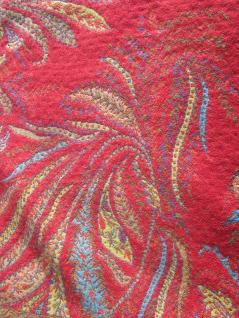 Kissenhülle orientalisches Deko fürs Sofa in der Größe 50x50 cm Einzelstück