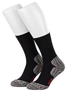 Socken Sportsocken Gr.47 bis 50 Trekkingsocken für Herren