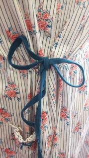 Damen Nachthemd Baumwolle von Clayre & Eef Kurzarm - Vorschau 5