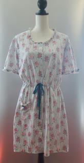 Damen Nachthemd Baumwolle von Clayre & Eef Kurzarm - Vorschau 3