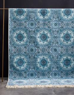 Teppich Cadiz Ecru von Essenza in der Größe 120x180cm 100% Polyester - Vorschau 2