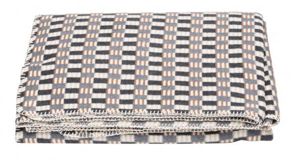 """Wohn und Kuscheldecke Savona """"Bauhaus"""" 150x200 von David Fussenegger"""