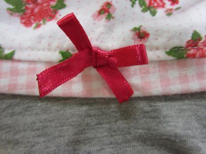 Damen Nachthemd von Clayre & Eef LOR75-02M - LOR75-02L Kurzarm - Vorschau 5