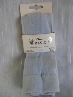 Baby-Strumpfhose Basic in verschiedenen Unifarben Restposten mit kleinen Fehlern - Vorschau 4