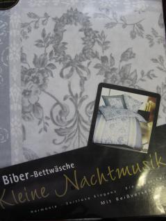 Biber Bettwäsche 135x200+80x80 cm Einzelstück von Kaeppel - Vorschau 2