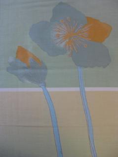 Bettwäsche 155x220 cm Mako Satin von Ibena Einzelstück Einzelstück 195/peach - Vorschau 4
