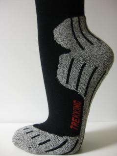 Socken Sport-/Trekkingsocken Unisex für Damen oder Herren in verschiedenen Größen - Vorschau 2