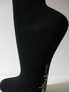 Socken im Doppelpack 39-42 für Damen/Herren 2erPack Bambus Socken - Vorschau 2