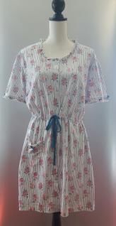 Damen Nachthemd Baumwolle von Clayre & Eef Kurzarm - Vorschau 1