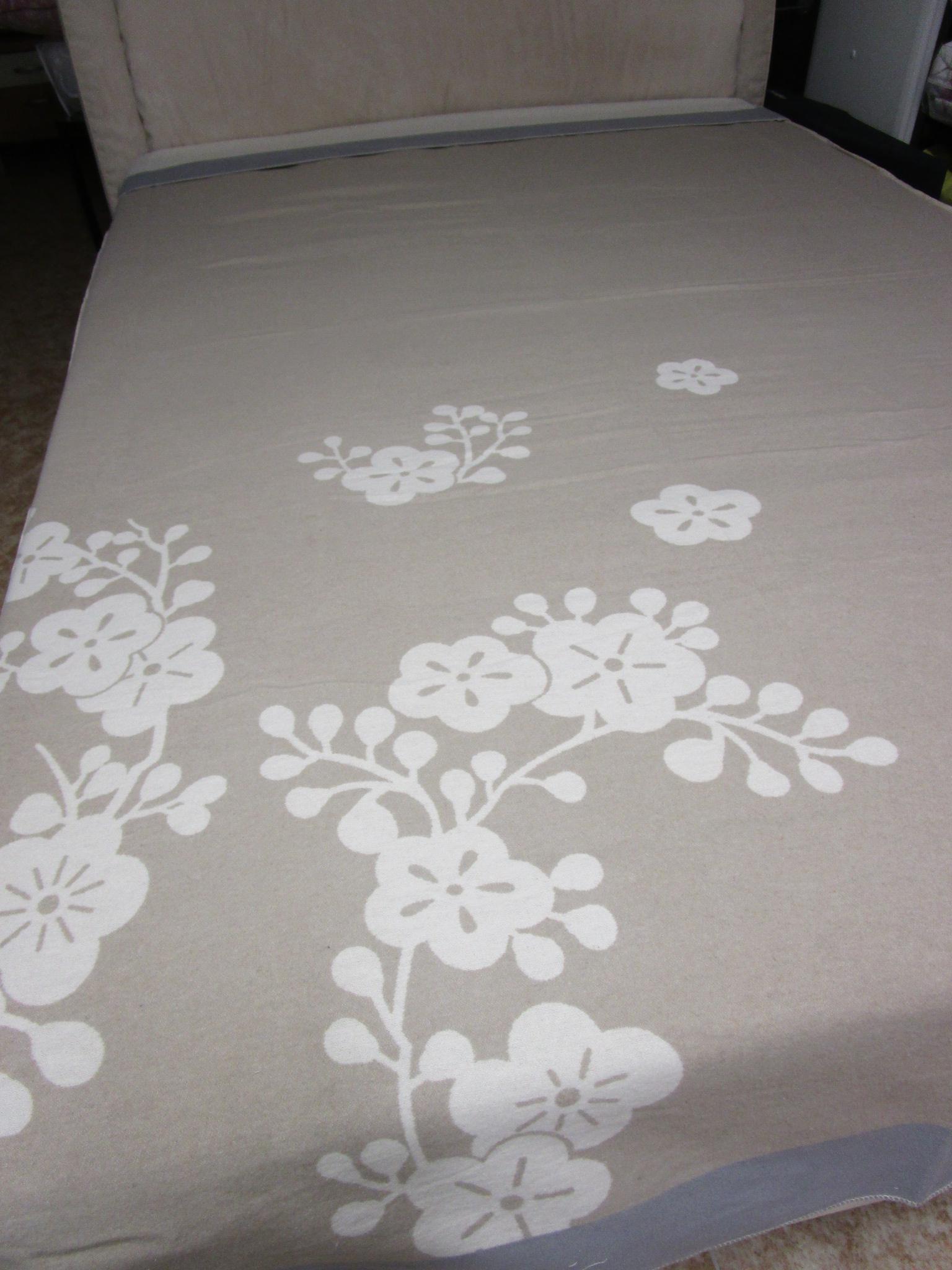 Tagesdecke 240x220 Cm Uberwurf 1 B Ware Fur Ein Doppelbett Floral
