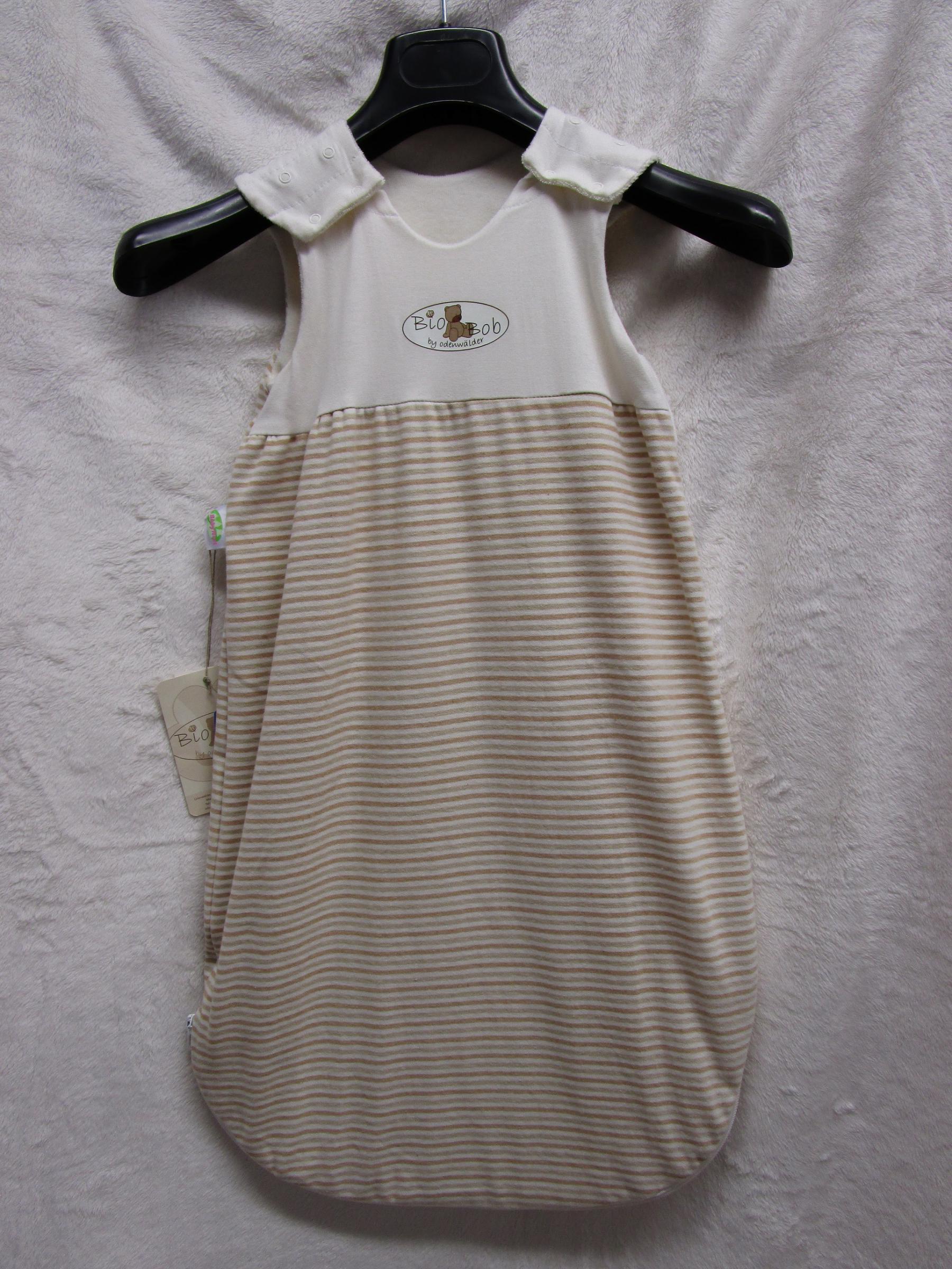 outlet store 1f45b 7ed2a Schlafsack Bio Bob Größe 70 cm Art. 1083 von Odenwälder BabyNest Farbe natur