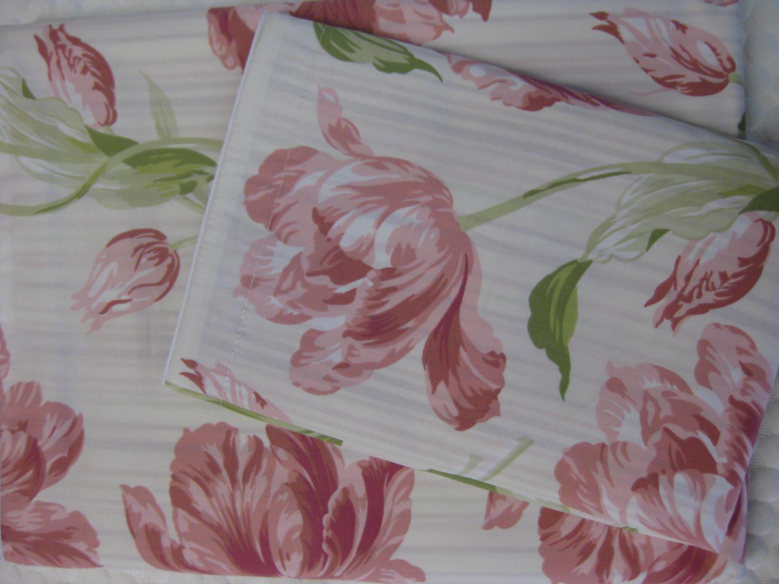 Bettwäsche Lakerton Cranberry v.1 von Laura Laura Laura Ashley 155x220 + 80x80 cm 4f097c