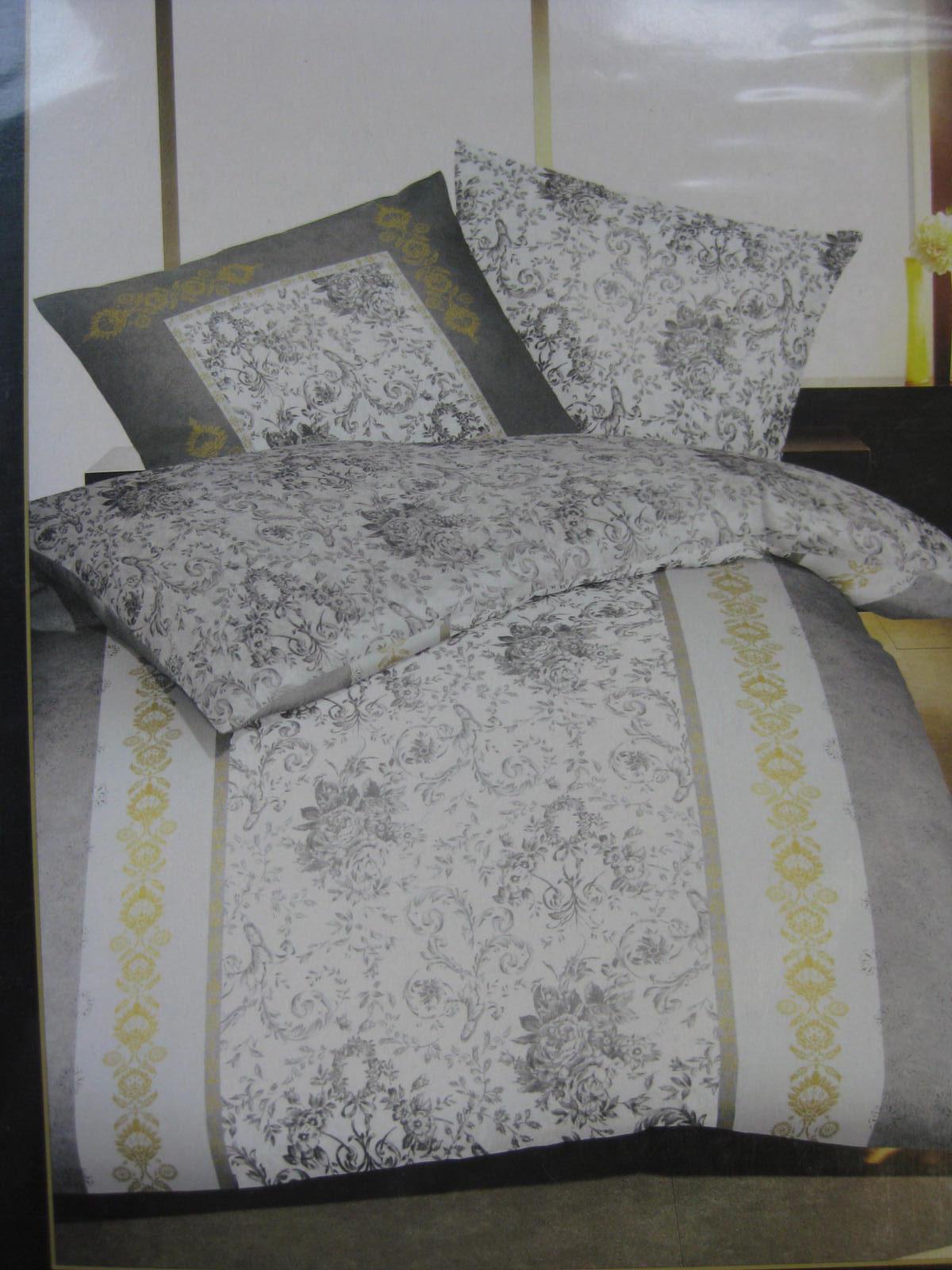 biber bettw sche 135x200 80x80 cm einzelst ck von kaeppel. Black Bedroom Furniture Sets. Home Design Ideas