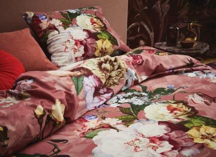 Bettwäsche 155x220+80x80 cm von Essenza Fleur Dusty Rosé - Vorschau 3