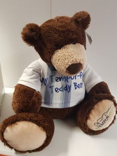 Tempur Teddy limited Edition ca. 45 cm