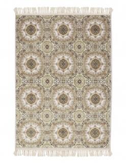 Teppich Cadiz Ecru von Essenza in der Größe 120x180cm 100% Polyester - Vorschau 1
