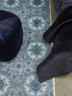 Teppich Cadiz Ecru von Essenza in der Größe 120x180cm 100% Polyester - Vorschau 3