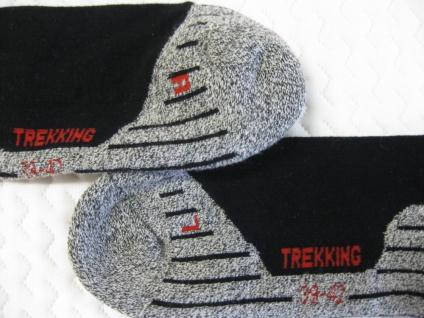 Socken Sportsocken Gr.47 bis 50 Trekkingsocken für Herren - Vorschau 3