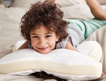Ombracio Tempurkissen für Bauchschläfer, Schlafkissen - Vorschau 3