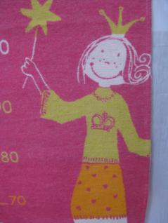Messlatte Prinzessin Baumwolle-Viscose von David Fussenegger 50 bis 180 cm