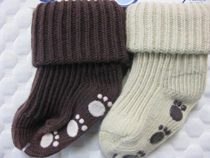 ABS-Baby-Socken im Doppelpack versch. Größen