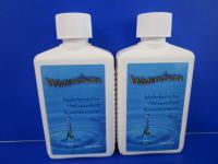 Wasserbett-Conditioner Set 2 Flaschen zu je 250 ml für ALLE Wasserbetten