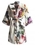 Damen Kimono Fleur von Essenza, Größe S Ecru