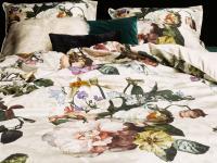 Bettwäsche 155x220+80x80 cm von Essenza Fleur Ecru