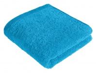 Cawö Handtuch Blau, Life Style Uni 7007 50x100 cm