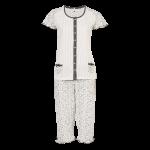 Damen Schlafanzug von Clayre & Eef KTH75-03M - KTH75-03L