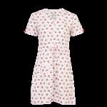 Damen Nachthemd von Clayre & Eef LOR75-02M - LOR75-02L Kurzarm