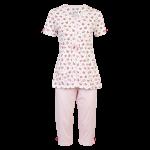 Damen Schlafanzug von Clayre & Eef LOR75-03M - LOR75-03L