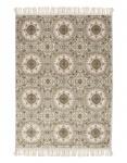 Teppich Cadiz Ecru von Essenza in der Größe 120x180cm 100% Polyester