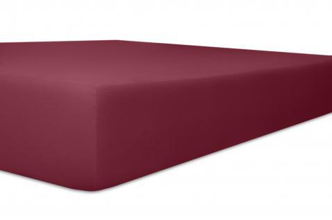 Kneer Kissenbezug Edel-Zwirn-Jersey mit Markenreißverschluss passend zu Nackenstützkissen wie z.B. Tempur viele Größen und aus 44 Farben wählen - Vorschau 5