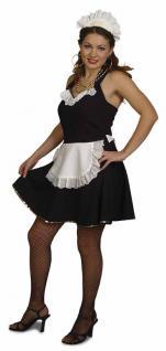 Kostüm Zimmermädchen Karneval Fasnet - Vorschau 1