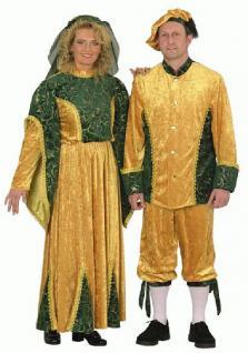 Kostüm Burgdame Karneval Fasching Fasnet