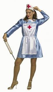Kostüm Krankenschwester Karneval Fasnet