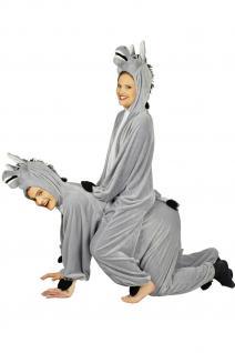 Kostüm Esel Eselkostüm Eselskostüm Overall Esel Eseloverall