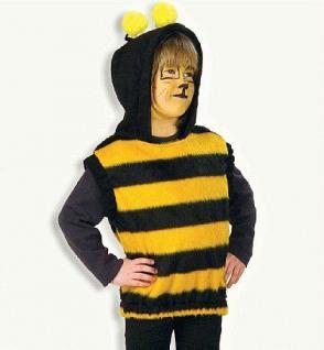 Oberteil Bienchen Biene Bienenkostüm Biene Kostüm - Vorschau 1
