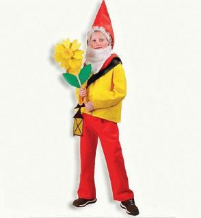 Kostüm Zwerg für Kinder Zwergenkostüm SONDERPREIS - Vorschau