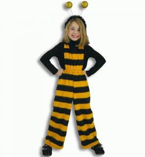 Hose Bienchen Bienenhose Kostüm Biene Bienenkostüm Kinder