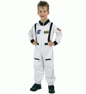 Overall Astronaut für Kinder Kostüm Astronaut Astronautenkostüm