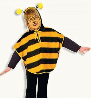 Cape Bienchen Kostüm Kinder Biene Bienenkostüm Kostüm Bienchen
