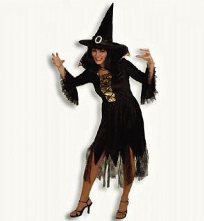 """Hexe """" Morgana """" Kostüm Hexenkostüm Kostüm Hexe - Vorschau 1"""