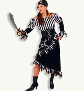 Kostüm Piratin Mary Pirat Piratenkostüm Kostüm Pirat Kostüm Piratin - Vorschau 1