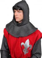 Ritterhaube de Luxe Ritterkostüm Kostüm Ritter
