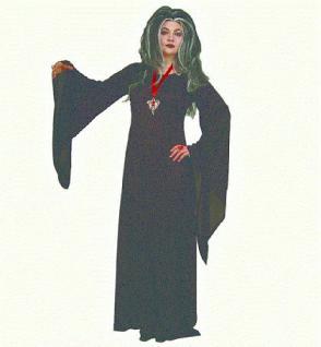 "Kostüm "" Mortina "" Halloween Kostüm Hexe"
