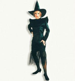 Kostüm Black Witch Hexe Hexenkostüm - Vorschau 1